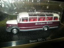 1:72 Atlas Edition DeAgostini Steyr 380 q 1955 Bus OVP