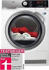 AEG T9DE77685 Wärmepumpentrockner / FiberPro / 8,0 kg / Mengenautomatik A+++
