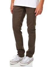 Men's Billabong Ousider Slim Jeans Earth Size 36 NEW