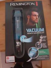 Remington MB6550 Vacuum Beard Trimmer and Grooming Kit