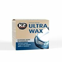 K2 Ultra Wax Wachs mit Carnauba Autopolitur 250ml