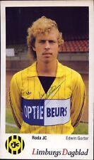 Wilhelmus Gorter - Roda Kerkrade - Fußball Original Autogramm Autograph (M-1023