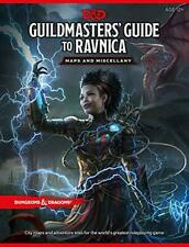 Dungeons & Dragons Guildmasters' Guide to Ravnica Maps and Miscellany (D&D/Magic