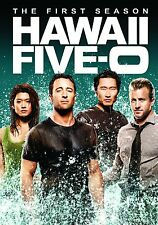 HAWAII FIVE-O: SEASON 1 DVD - THE COMPLETE FIRST SEASON [6 DISCS] - NEW UNOPENED