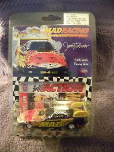 1998 MAD MAGAZINE Funny Car Action Racing Platinum Series 1:64 JERRY TOLIVER