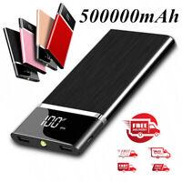 2019 New Power Bank 500000mAh Portable External Battery Huge Capacity Charger