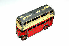Dinky Toys 2 Tone Double Decker Bus (Type 2 Grill) # 29C !!
