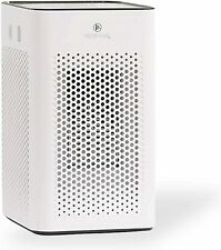 Air Purifier Medical Grade Filtration H13 True HEPA Filter Dual Air Intake White