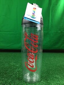 Authentic Coca-Cola Coke Tulalip Resort Casino Tervis Tumbler Red 24oz New