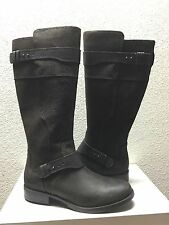 UGG DAYLE LODGE LEATHER RIDING BOOTS US 10 / EU 41 / UK 8.5 - NEW