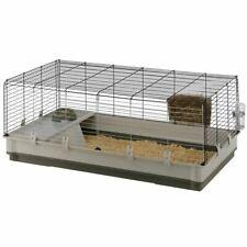 Ferplast Conigliera Krolik120 XLarge 120x60x50cm Verde Gabbia conigli roditori