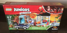 LEGO Juniors Set - 10761 - The Great Home Escape - New Sealed Incredibles