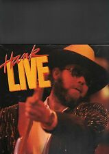 HANK WILLIAMS JR. - live LP