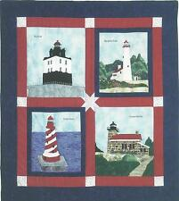 Michigan Lights applique pattern by Country Quilter