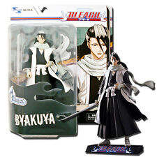Bleach Encore Collection 2 - Byakuya Kuchiki Figure - Toynami
