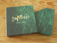 Genesis:1970-1975 Promo Box [Japan Mini-LP no cd peter gabriel phil collins QA