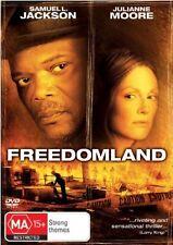 Freedomland (DVD, 2006) SAMUEL L JACKSON JULIANNE MOORE NEW R4