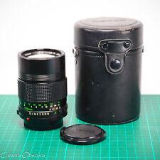 Canon FD 135mm f/2.8 FDn Lens
