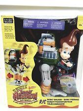 Jimmy Neutron Boy Genius R/C Remote Control Robo Walker New in Unopened Box*Read