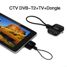 DVB-T Micro USB HD TV Tuner Receiver Dongle+Antenna For Android Phone DZ