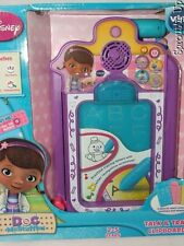 DISNEY Junior VTECH Doc McStuffins Talk & Trace Clipboard NEW NIP