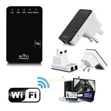 300Mbps Wireless Wifi Router AP Repeater Extender Booster Client Bridge UK Plug