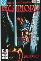 The Warlord  DC Comics 69. 70. 71, 72 NM 1983