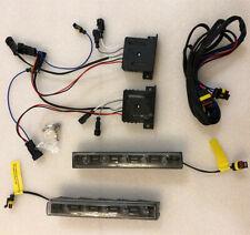 W463 LED Daytime Runnig Light Lamp DRL kits For Mercedes Benz G class G500 Smoke