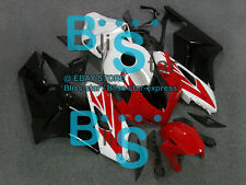 Red Glossy INJECTION Fairing Kit Fit Honda CBR1000RR 2004-2005 02 A2