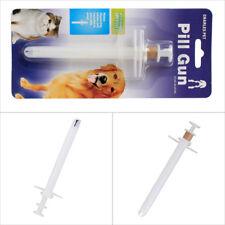 Dog Cat Pill Gun Popper Piller Safe Medicine Feed Medication Syringe Pusher Pet