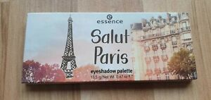 Essence Salut Paris Eyeshadow Palette Lidschatten