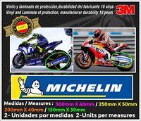 Michelin logo NEW  Stickers-adhesivos-pegatinas-adesivi-aufkleber-autocollants