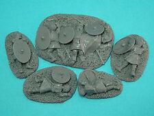28mm, curteys Miniatures Romano víctimas británicas, artúrica, oscura Edad Media