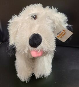 """Ripley's Believe It Or Not 12"""" plush CYCLOPS one eyed sheep dog rare toy"""