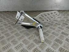 2008 Yamaha YZF R6 13S (2008-2010) L/H Left Footrest Assembly