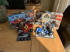 Lego Technic Vintage Bundle 8845 & 854