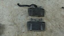 93 Yamaha XV535 XV 535 Virago Engine CAM Cylinder Covers