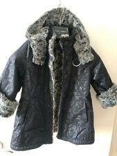KENZO France Company Girl Winter Coat Jacket TG. 4