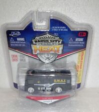 JADA BADGE CITY HEAT WAVE 1 POLICE CITY BUS NEW