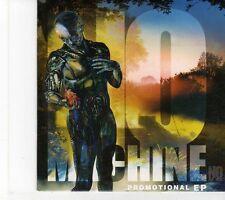 (EY550) No Machine, 5 track E.P. - 2007 DJ CD
