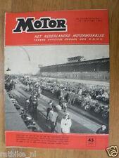 MO6403-ELEFANTENTREFFEN 1964 NURBURGRING,GEERT THEUNISSE JAWA RACER,BOSCH ADD