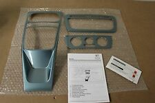 Seat Ibiza 6J 2009-2012* dashboard blue trim set 6J0064702A New genuine Seat