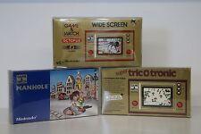 1x Housse de protection Nintendo game & watch wide screen, new screen, tric O tronic Big