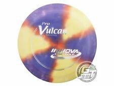New Innova Pro Vulcan 166g Purple Pinwheel Dyed Distance Driver Golf Disc