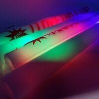 75 PCS Light Up Foam Sticks LED Wands Rally Rave Batons DJ Flashing Glow Stick