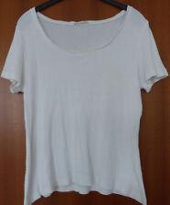 Enna Shirt naturweiß Gr. 44/46, XL, Baumwolle kbA, Bio, Öko, weiß, T-Shirt,