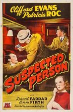 Suspected Person Movie Poster 24in x36in