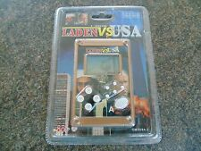 Laden VS USA Handheld LCD game 2001 new old stock Scellé 1st original issue RARE