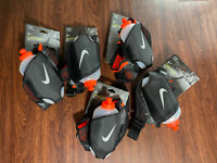 Nike Reflective Single Flask Water Bottle Belt Walking Running Hiking *LOT OF 5*