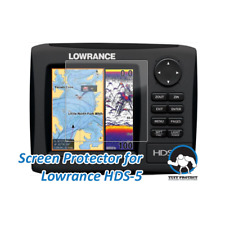 Tuff Protect Anti-glare Screen Protectors for Lowrance HDS-5 Fishfinder (2pcs)